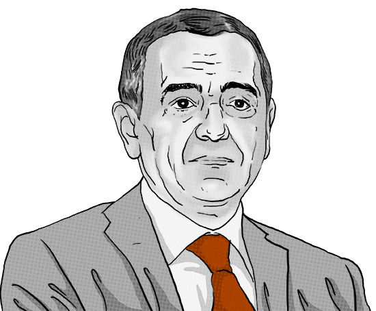 Algeria's Minister of Industry and Mines