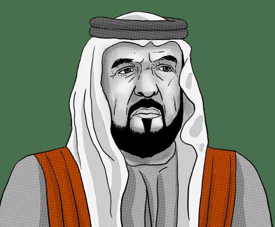 UAE President, Abu Dhabi emir