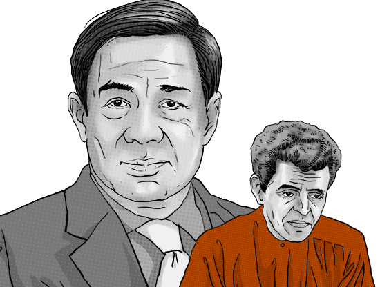 Business partner of Chinese politician's wife