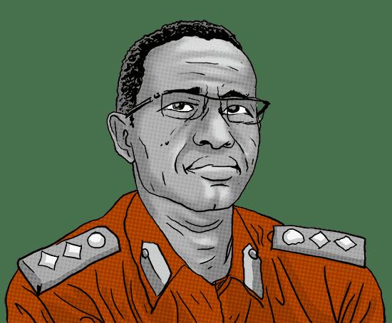 Former Rwanda intelligence chief