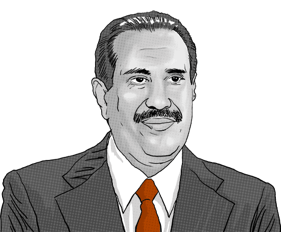 Former prime minister of Qatar
