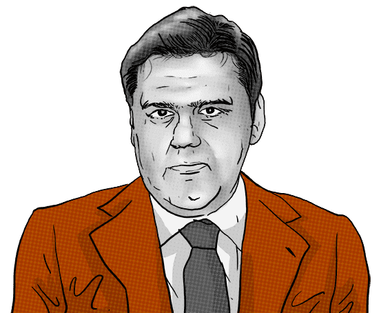 Hussain Nawaz Sharif