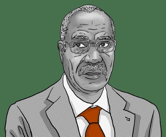 Angolas minister of petroleum