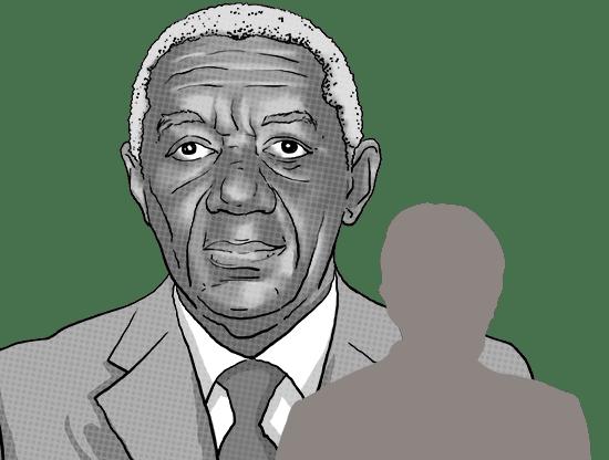 Son of Ghana's former president