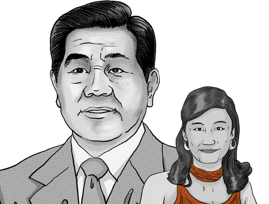Grandchild of high-ranking Chinese Communist official