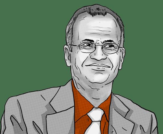 Confidant to Palestinian Authority president