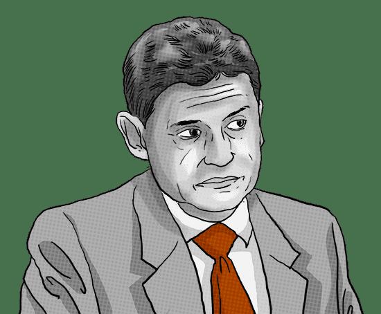 Former Governor of Ecuador's Central Bank