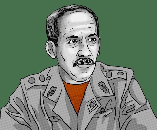 Former commander-in-chief, Venezuelan Armed Forces